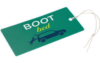 Boot Bed